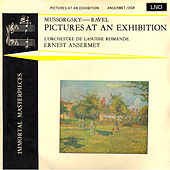 Mussorgsky, Ravel: Pictures at an Exhibition de Ernest Ansermet