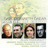 Barddoniaeth Daear / Poetry Of Earth by Jeremy Huw Williams