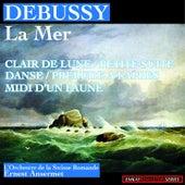 Debussy: La Mer - Claire De Lune - Petite Suite - Danse - Prelude A L'Apres-Midi D'un Faune (Remastered) de L'Orchestre de la Suisse Romande