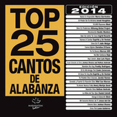 Top 25 Cantos De Alabanza (Edición 2014) by Various Artists