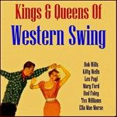 Kings & Queens Of Western Swing by Various Artists
