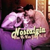 Nostalgia 10 - When We Were Young von Various Artists