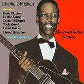 The  Electric Guitar Man de Charlie Christian