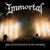 The Seventh Date of Blashyrkh (Live) van Immortal