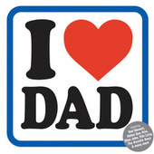 I (Heart) Dad by Various Artists