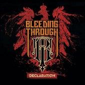 Declaration de Bleeding Through
