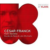Franck: Violin Sonatas de Jan Michiels