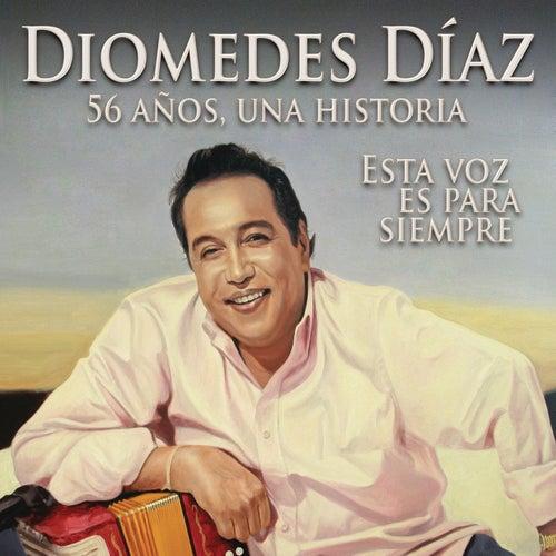 Diomedes Díaz - 56 Años, 56 Exitos, Una Historia by Various Artists
