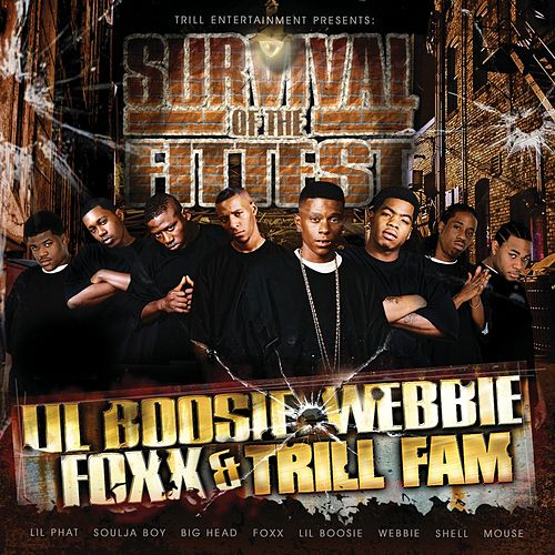 Survival Of The Fittest by Various Artists