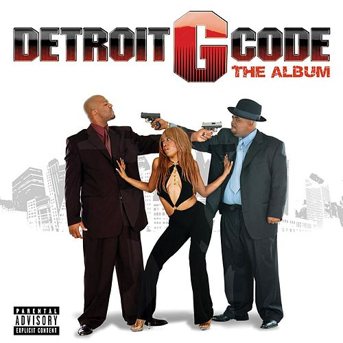 Detroit G Code by Various Artists