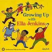 Growing Up with Ella Jenkins: Rhythms, Songs, and Rhymes de Ella Jenkins