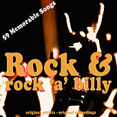 Rock & Rock 'A' Billy de Various Artists