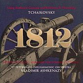 Tchaikovsky: 1812 Overture; Serenade for Strings; Romeo & Juliet Overture etc. von St.Petersburg Chamber Choir