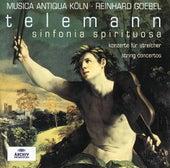 Telemann: Sinfonia Spirituosa; String Concertos by Various Artists