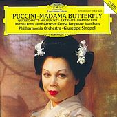 Puccini: Madama Butterfly - Highlights by Mirella Freni