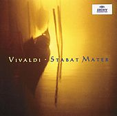 Vivaldi: Stabat mater; Nisi Dominus; Salve Regina by Michael Chance