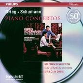 Grieg / Schumann: Piano Concertos by Stephen Kovacevich