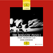 The Romantic Piano I de Daniel Barenboim