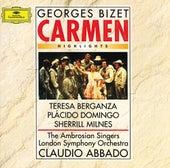 Bizet: Carmen - Highlights by Various Artists
