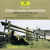 Grieg: Piano Concerto; Peer Gynt Suites Nos.1 & 2 by Various Artists