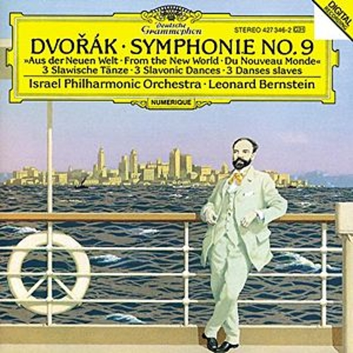 Dvorák: Symphony No.9 'From The New World'; Slavonic Dances Op.46 by Various Artists