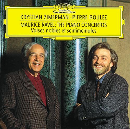 Ravel: Piano Concertos; Valses nobles et sentimentales by Various Artists