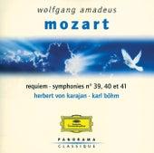 Mozart: Symphonies Nos. 39, 40 & 41; Requiem by Various Artists
