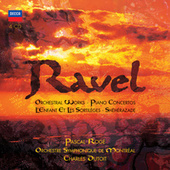 Ravel: Orchestral Works by Various Artists
