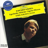 Grieg: Lyric Pieces by Emil Gilels