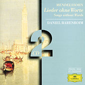 Mendelssohn: Songs without Words de Daniel Barenboim
