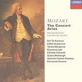 Mozart: The Concert Arias by Various Artists