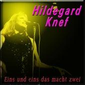 Eins und eins das macht zwei by Hildegard Knef