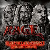 Carved In Stone + Gib dich nie auf EP by Rage