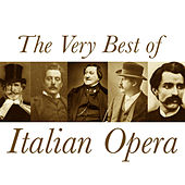 The Very Best of Italian Opera de Various Artists
