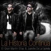 La Historia Continua de El Gran Martín Elías