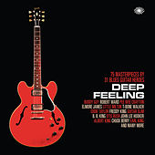 Deep Feeling: 75 Masterpieces by 31 Blues Guitar Heroes de Various Artists