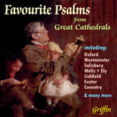 Favourite Psalms from Great Cathedrals de Various Artists