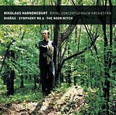 Dvorák : Symphony No.8 & The Noon Witch von Nikolaus Harnoncourt