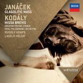 Janáček:  Glagolitic Mass; Kodály: Missa Brevis von Brighton Festival Chorus