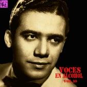 Voces en Alcohol, Vol.10 de Various Artists