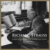 Richard Strauss: Complete Works for Voice & Piano von Various Artists