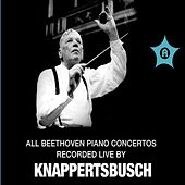 Beethoven: Piano Concertos Nos. 3-5 by Various Artists