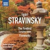 Stravinsky: The Firebird & Fireworks by Seattle Symphony Orchestra