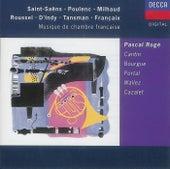 Musique de Chambre Française de Pascal Rogé