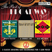 The Best of Broadway, Vol. 3 (3-Pak Slipcover) by Various Artists