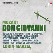 Mozart: Don Giovanni - The Sony Opera House de Lorin Maazel