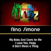Stars of Jazz: Nina Simone de Nina Simone