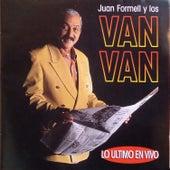 Lo último en vivo de Juan Formell