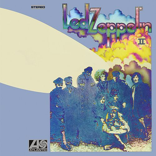 Led Zeppelin II de Led Zeppelin