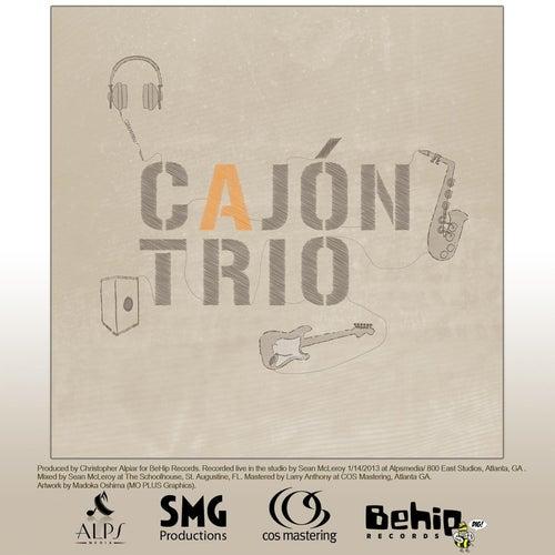 Cajón Trio by Akeem Marable